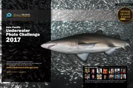 会员选送参赛 亚太水下摄影挑战赛 2017
