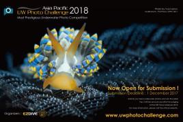会员选送参赛 亚太水下摄影挑战赛 2018