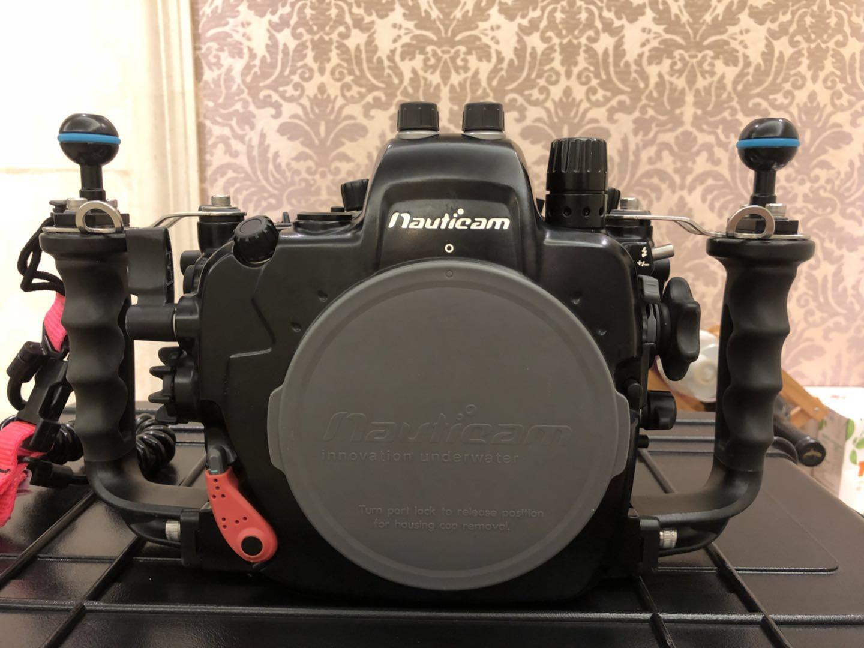 Nikon D800+Nauticam NA800潜水壳
